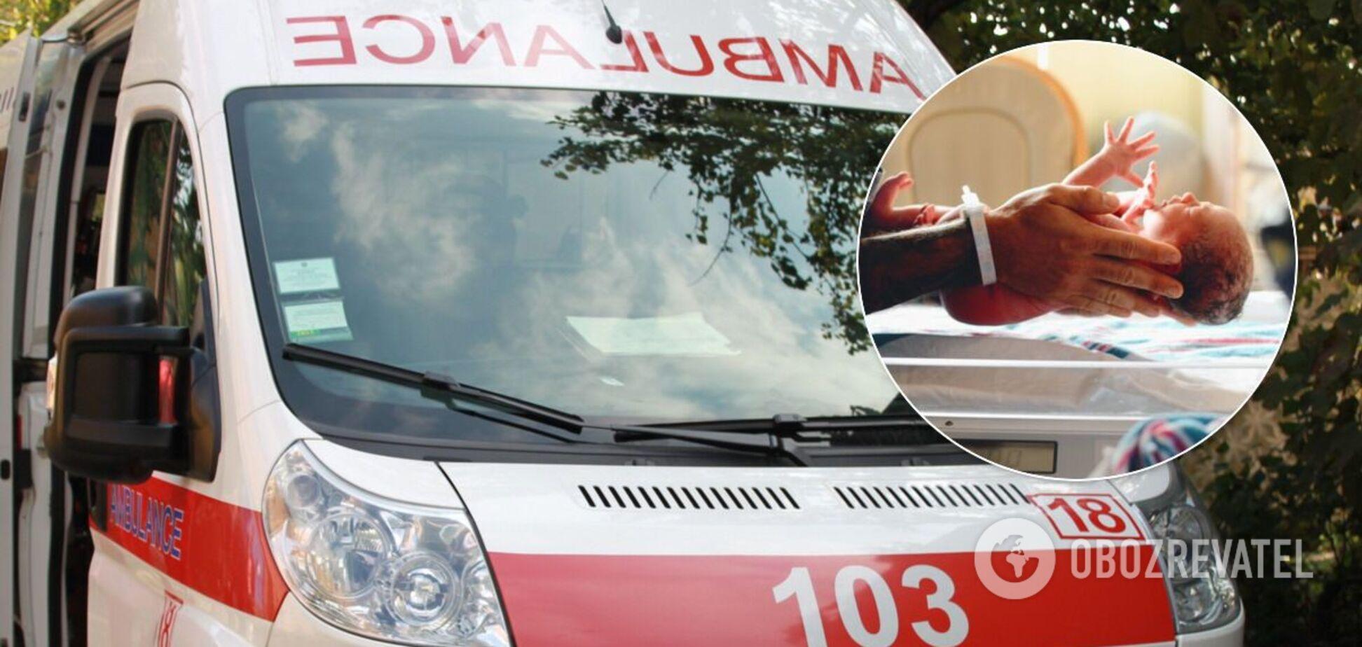 Женщина в Ривне умерла после родов дома