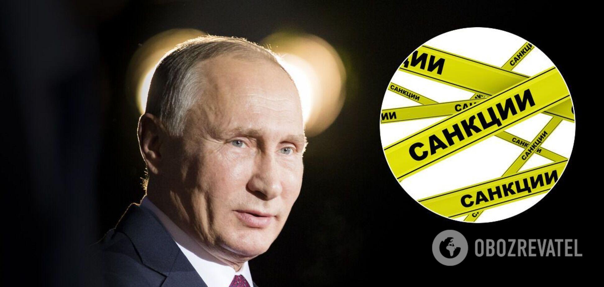 Президент Росії Володимир Путін може намагатися пом'якшити санкційну політику США
