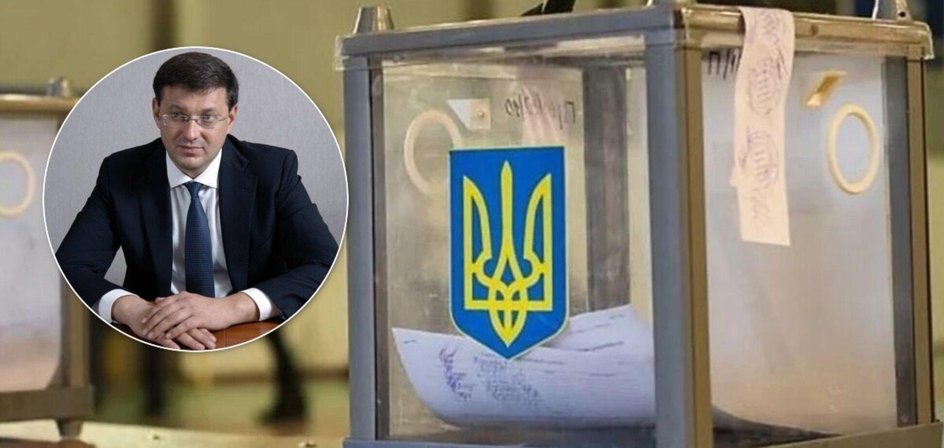 Сапожко избран мэром Броваров