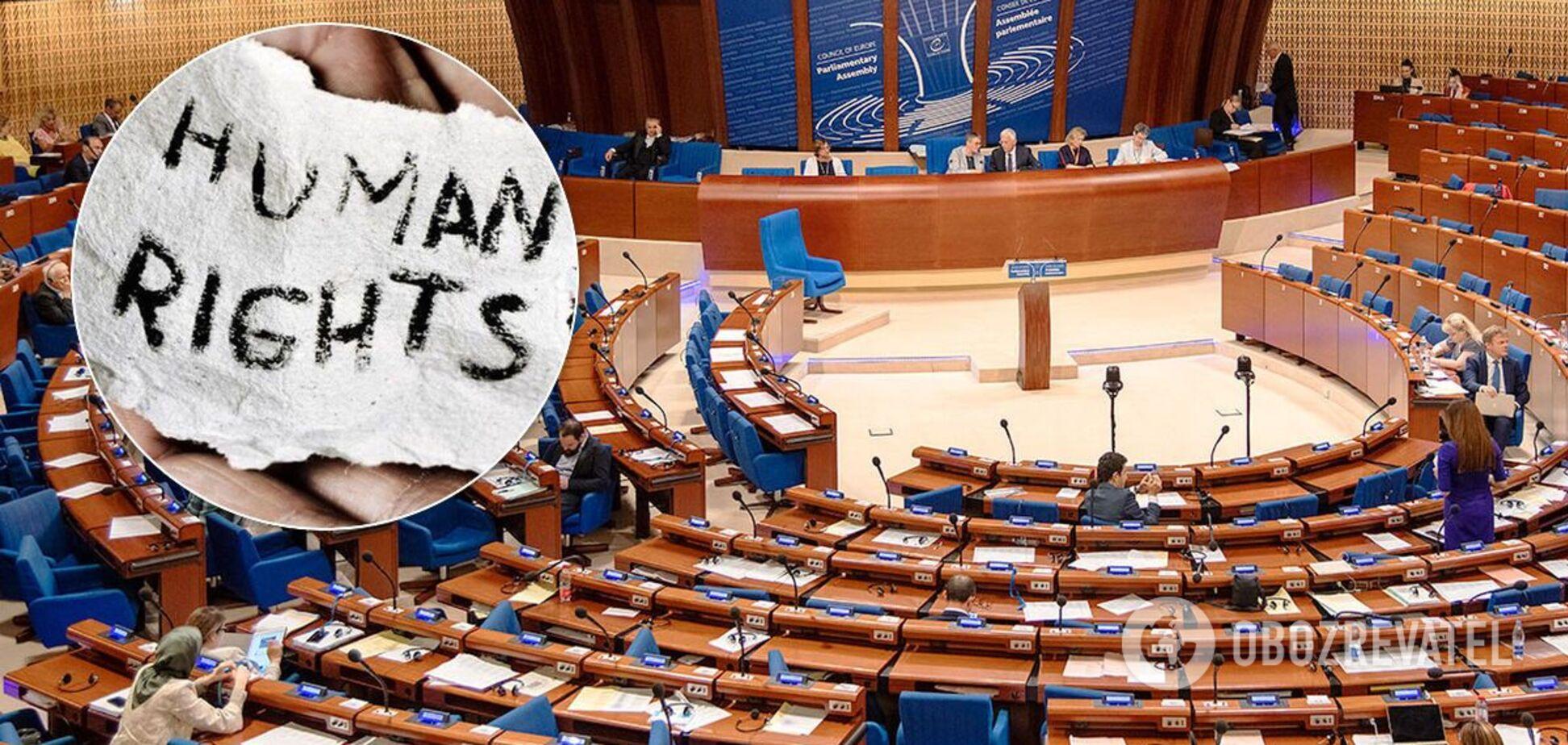 ПАРЄ зняла з обговорення питання про Крим: Україна наполягатиме на дебатах