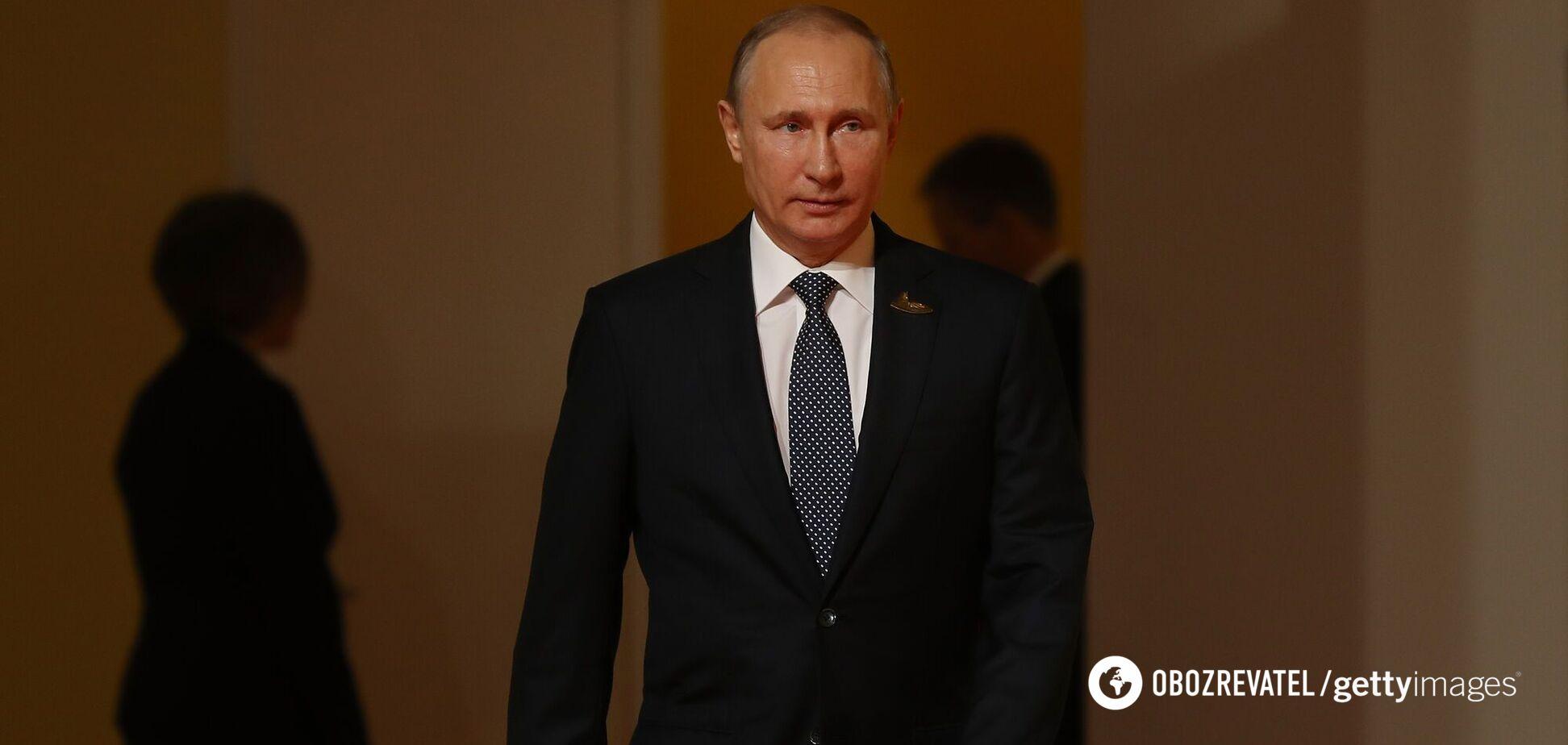 Президент Росії Володимир Путін вперше з 2009-го року виступить на Давоському форумі