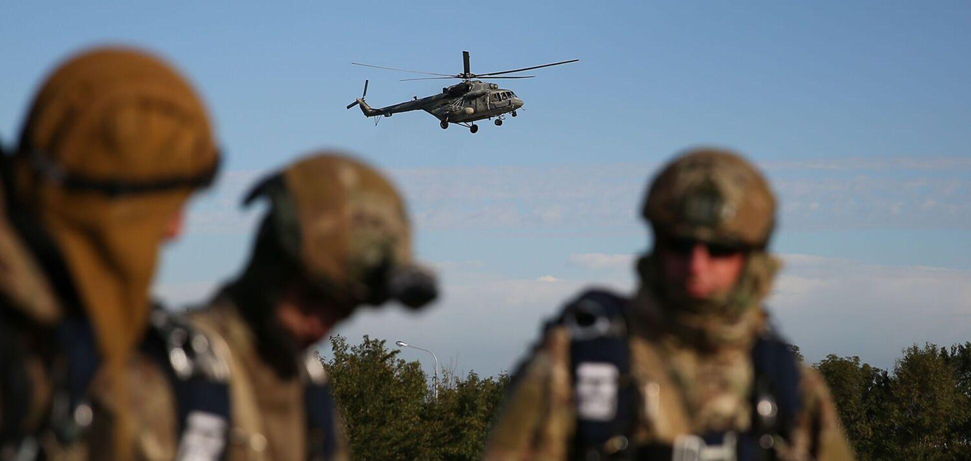 СБУ предупредила об угрозе вторжения России в Украину