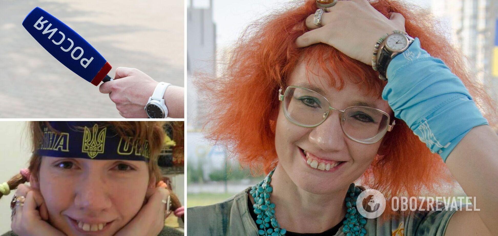 От любви до ненависти: как 'поэтесса Майдана' Евгения Бильченко стала инструментом гибридной войны