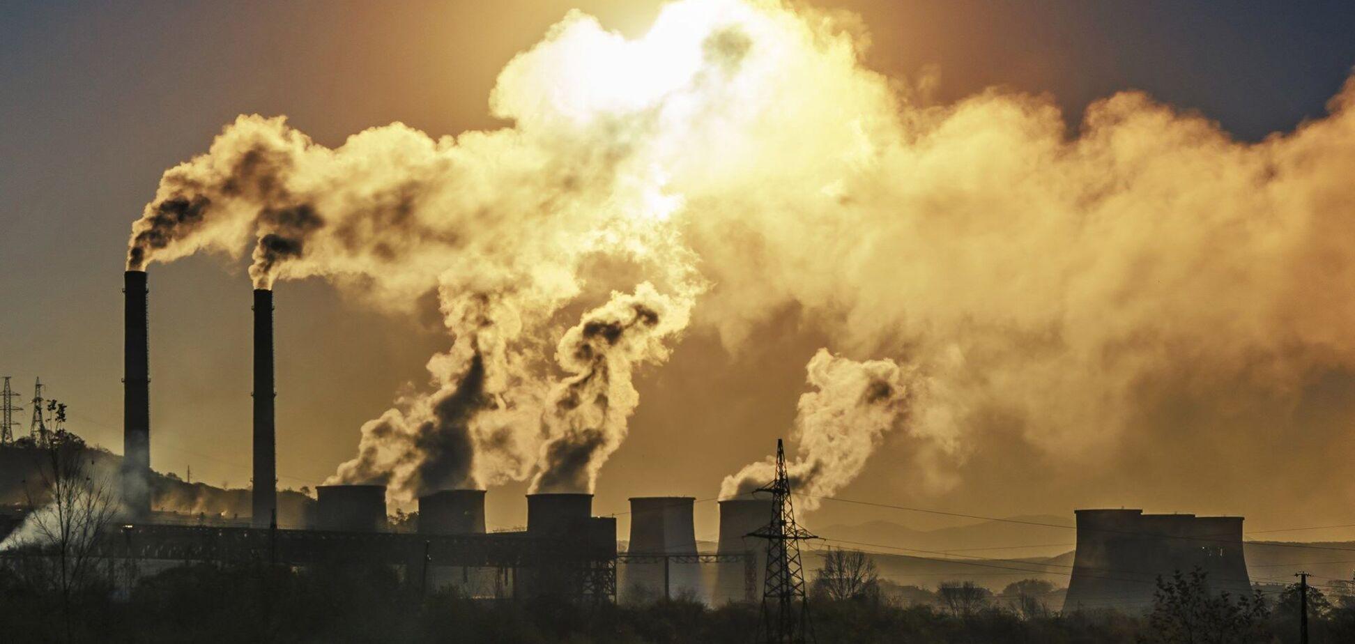 Закон про промислове забруднення може призвести до зупинки підприємств та загрожує національній безпеці України – РНБО