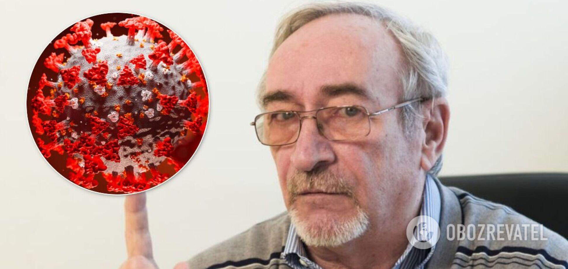 Создатель 'Новичка' Леонид Ринк выпустит лекарство от коронавируса
