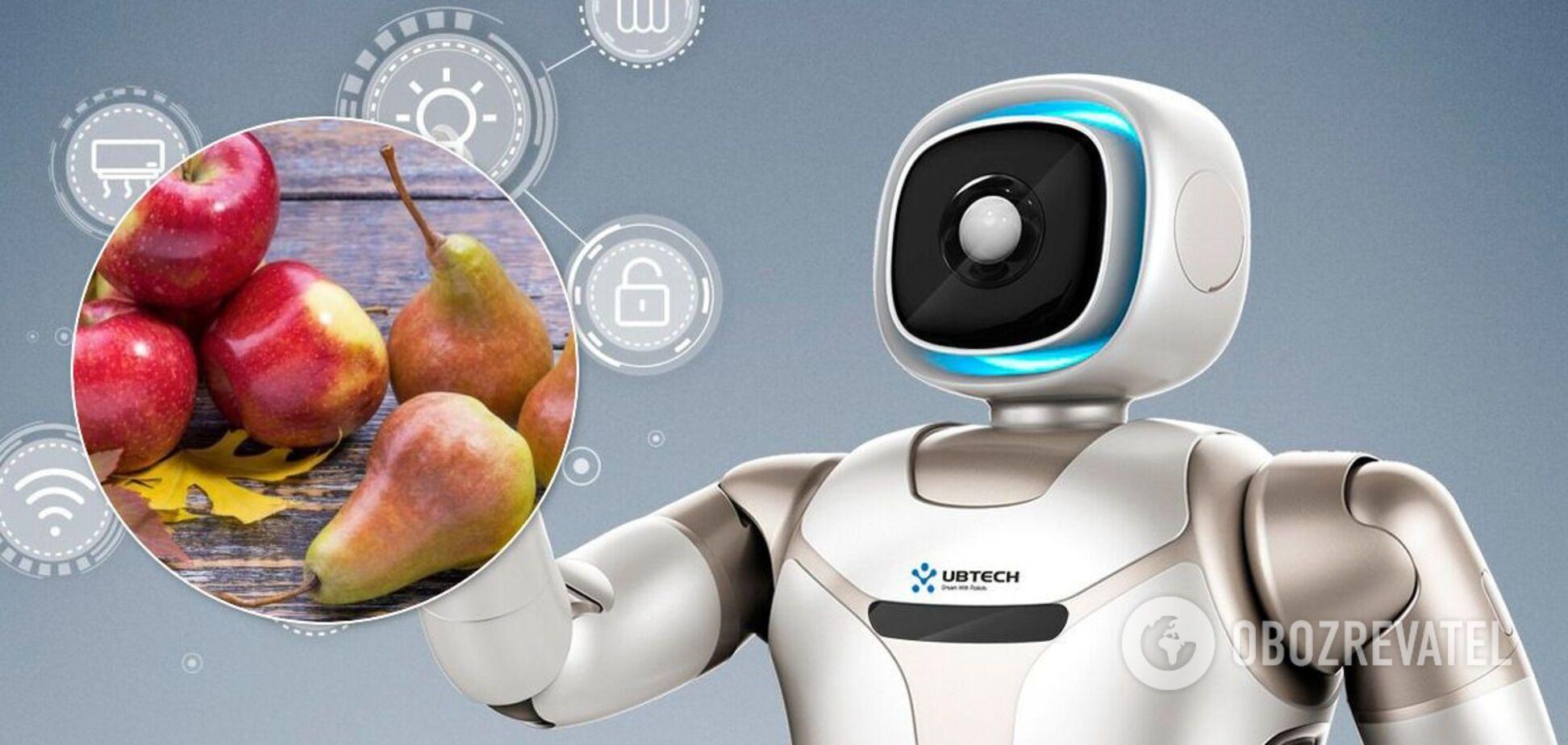 В Японії створили робота, що збирає урожай замість людини. Відео