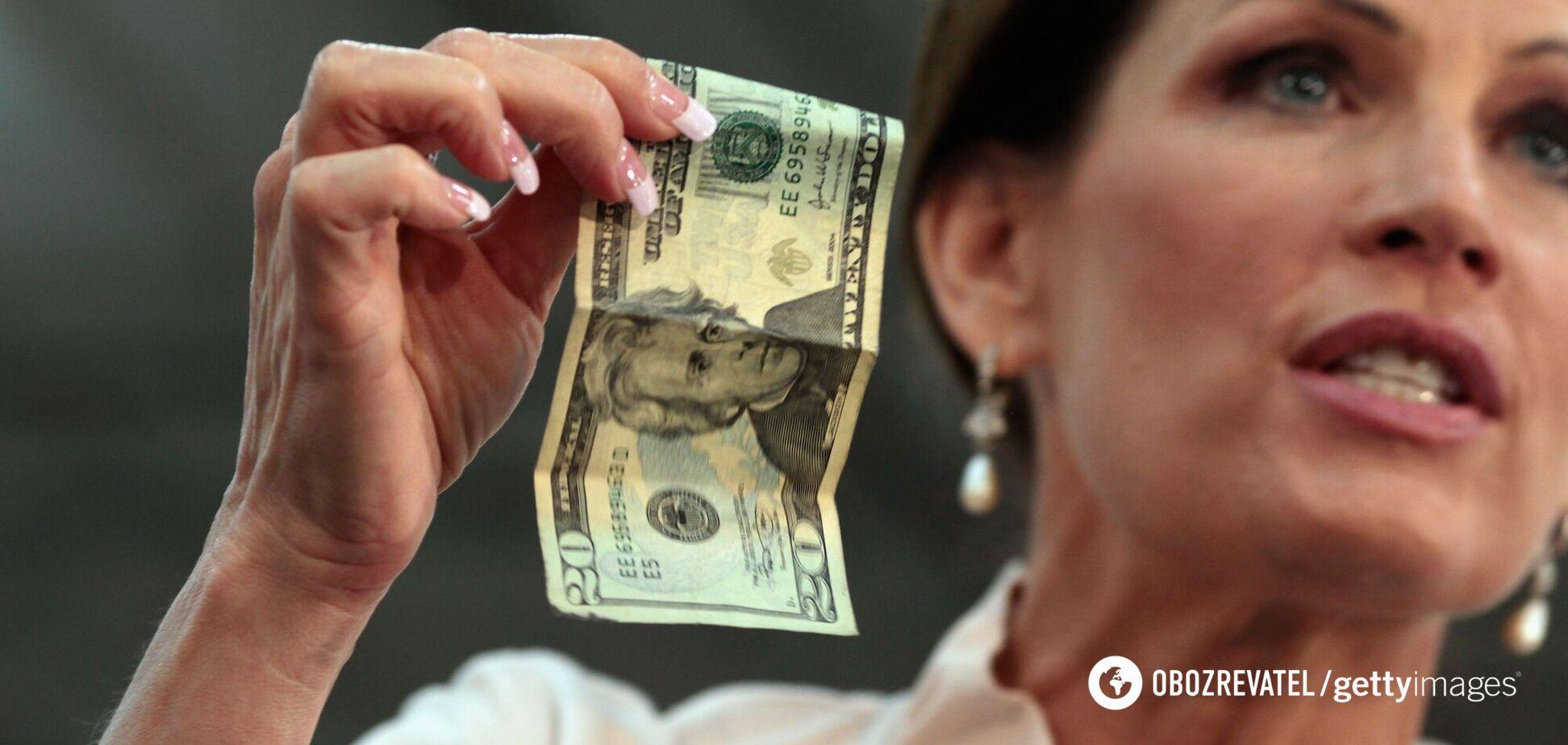 У США на доларах замінять президента-рабовласника на чорношкіру жінку
