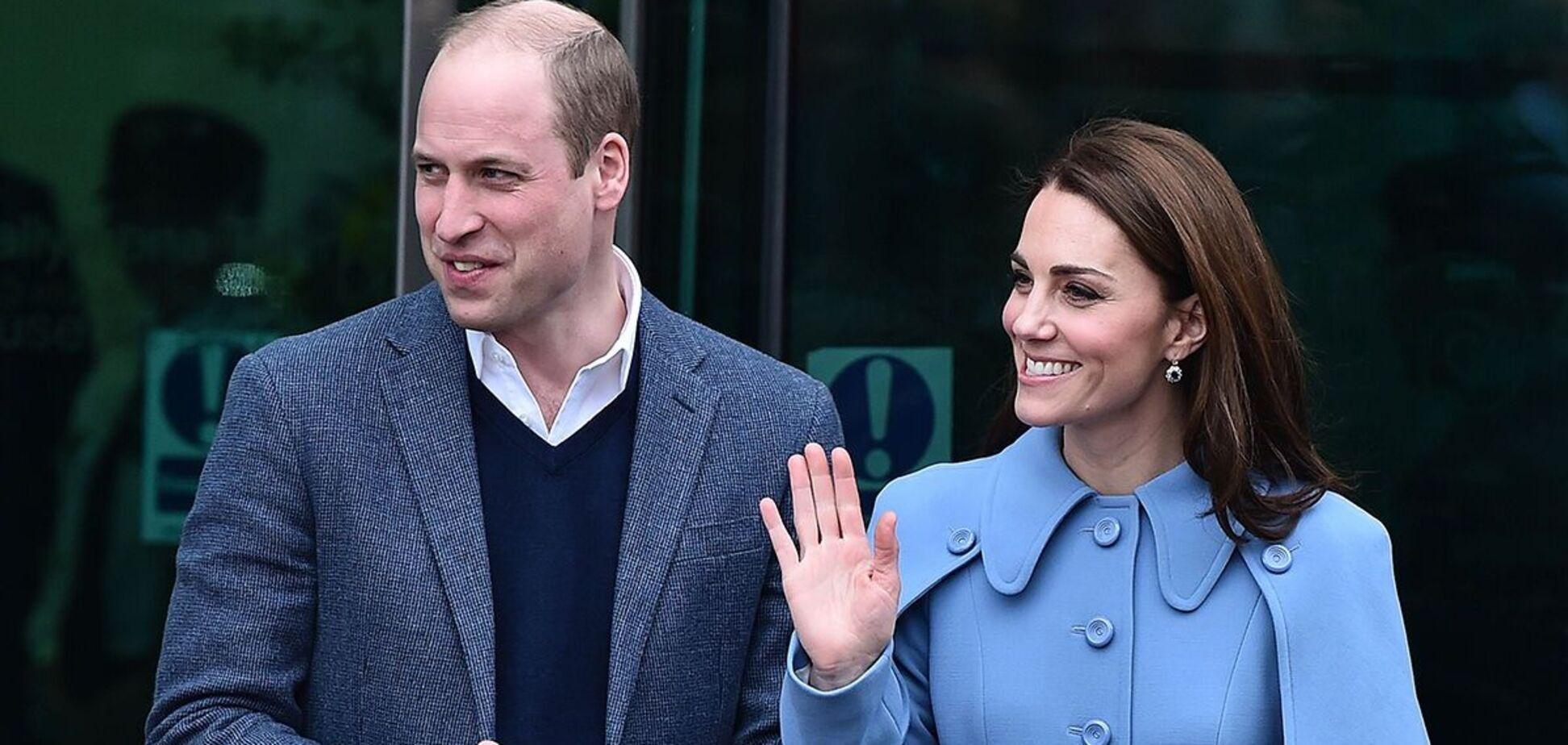 Кейт Міддлтон записала відеозвернення спільно з Принцом Вільямом