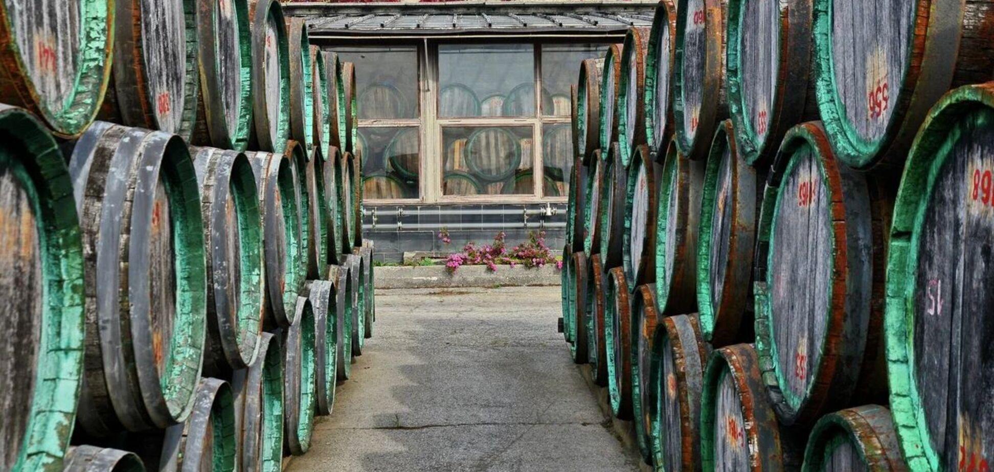 В Крыму продали винзавод