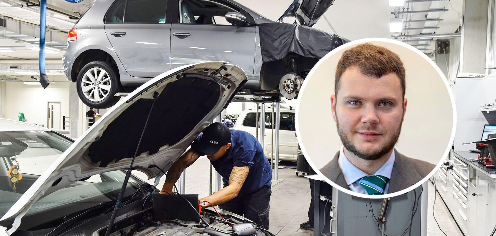 В Украине хотят вернуть техосмотр авто с 2022 года