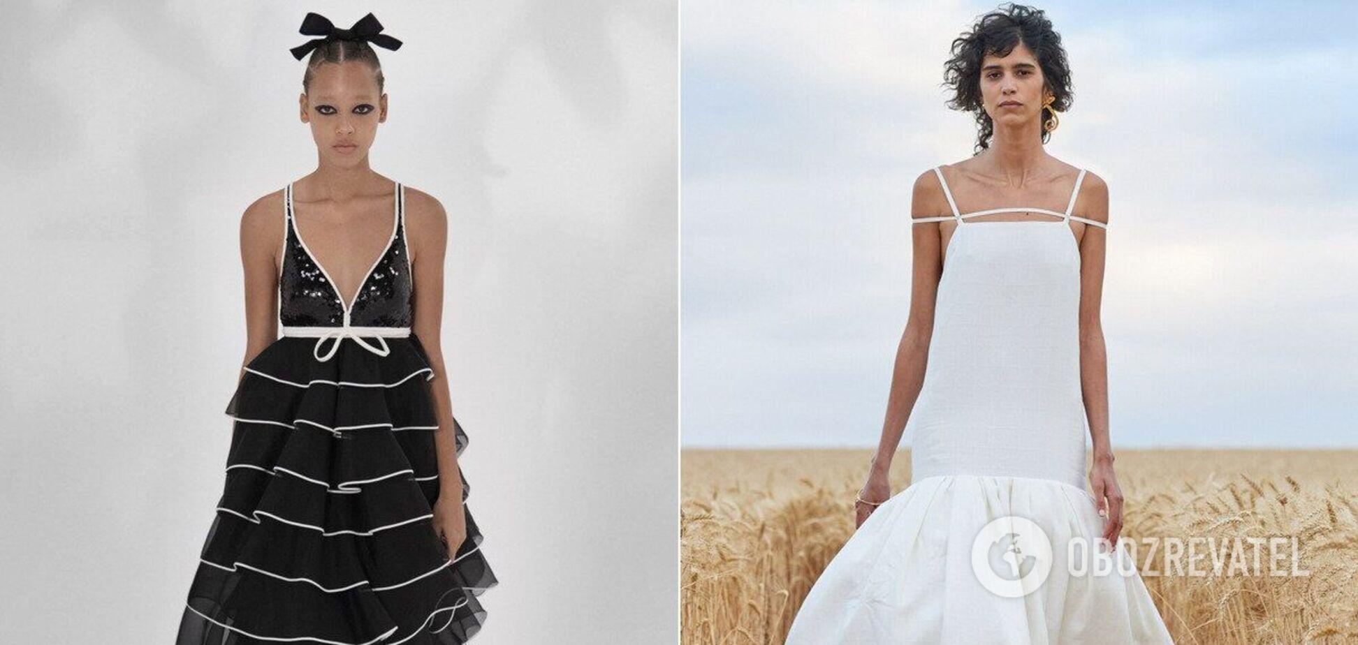 Тренд весны-2021 – кукольные платья: с чем их носить