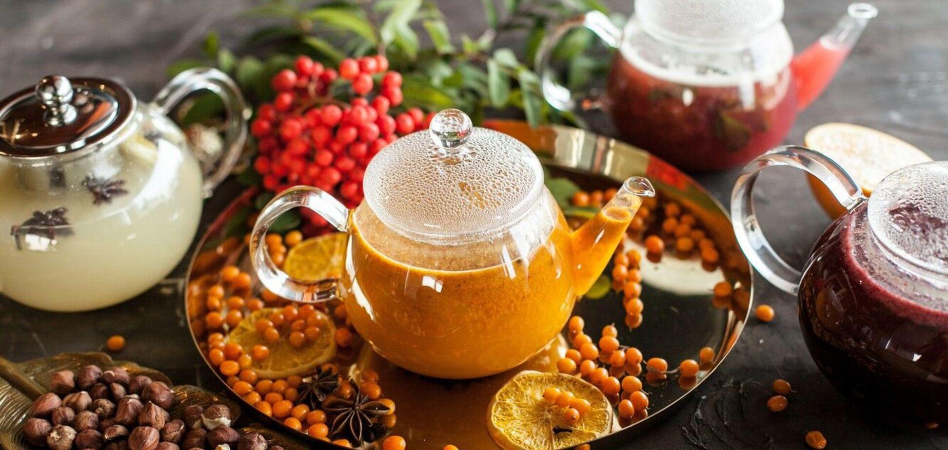 Зелений чай, соки граната і горобини перешкоджають поширенню вірусів