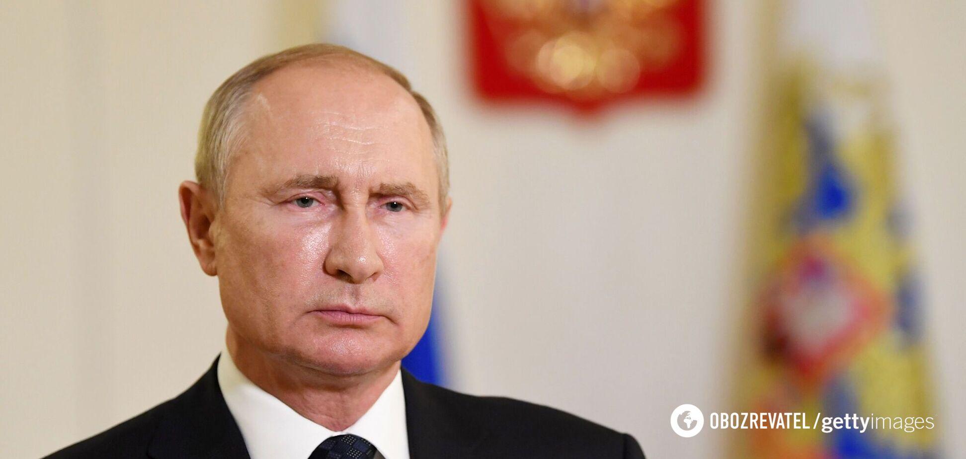 Путин предложил Госдуме разработать законопроект о запрете сравнения СССР с нацистской Германией