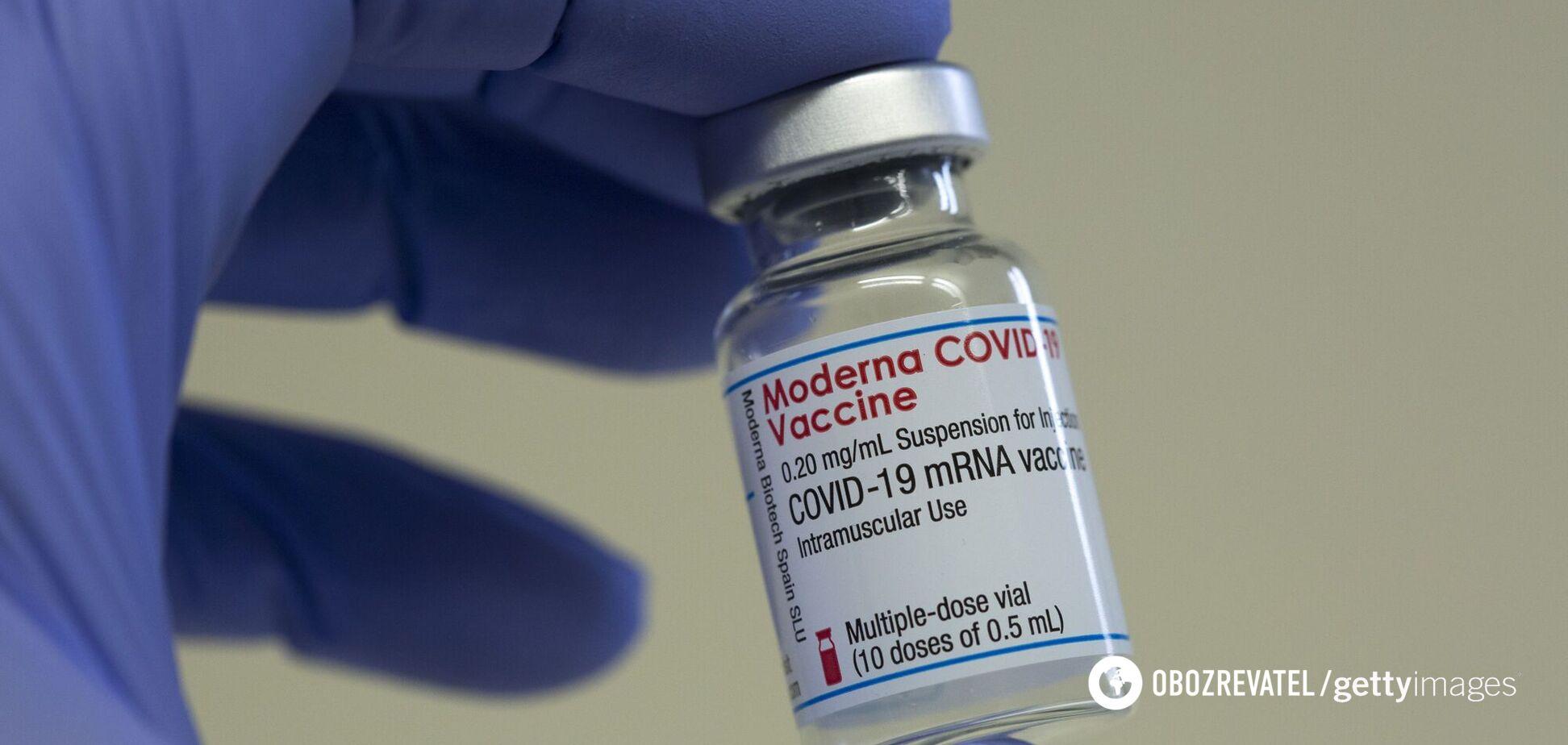 В Moderna заверили, что их вакцина устойчива к мутантам COVID-19