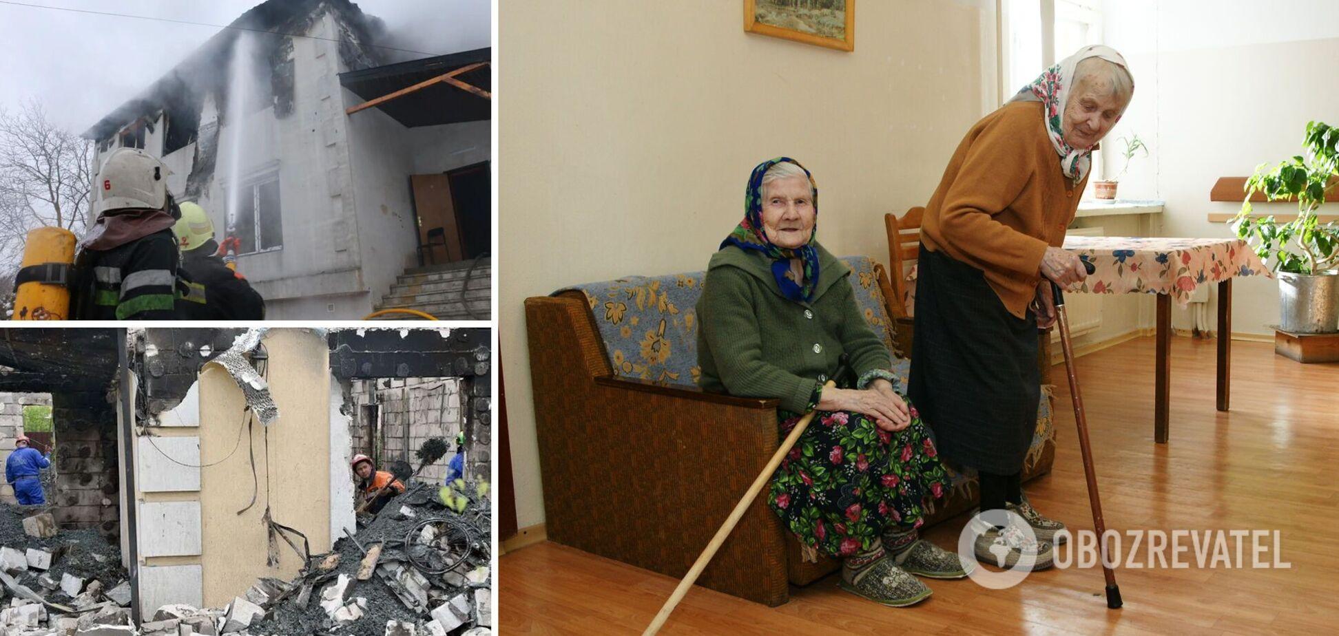 'Выпустите меня отсюда!' Что происходит в нелегальных домах престарелых и почему жалуются украинцы
