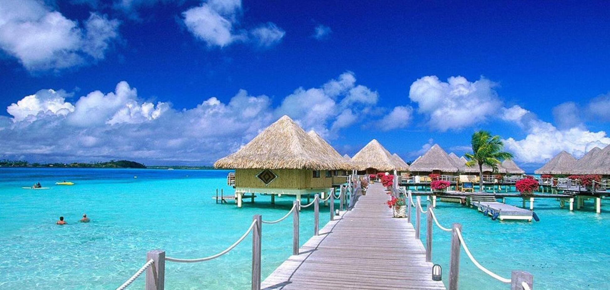 Названо найпопулярніші курорти світу у 2021 році