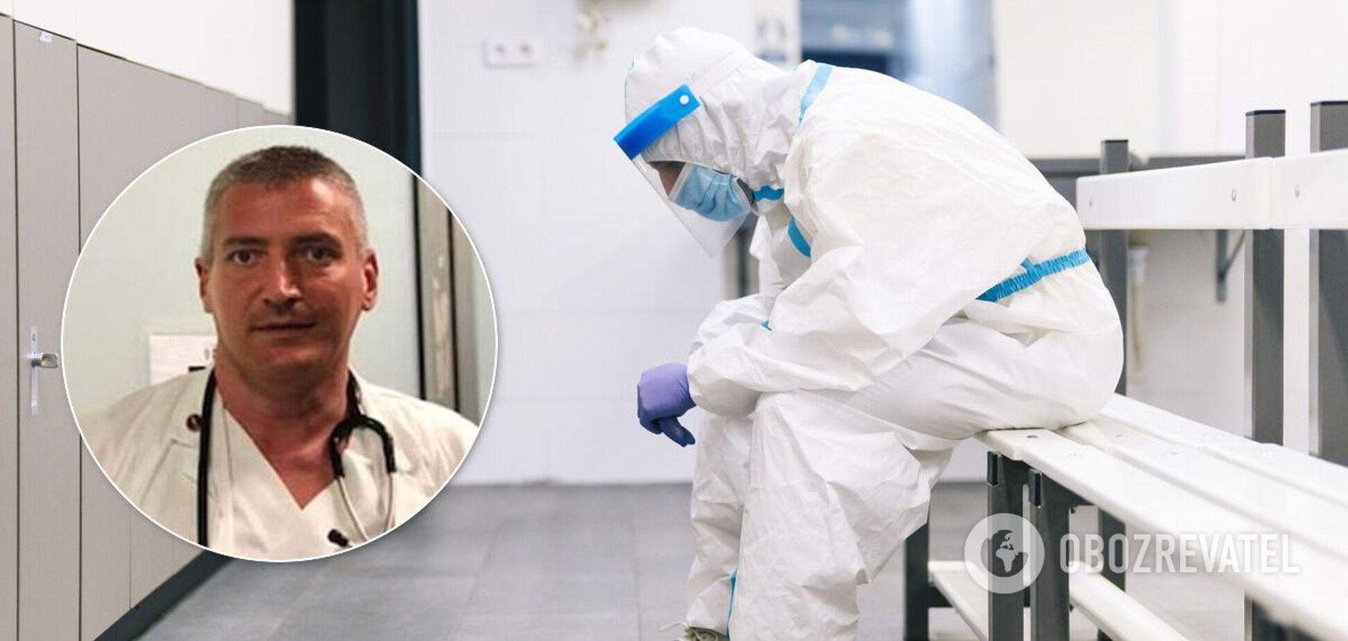 В Италии врач убивал пациентов с коронавирусом