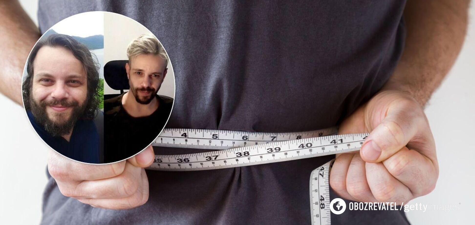 Чоловік схуд на 36 кг і став схожим на зірку Голлівуду. Фото