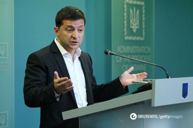 Зеленский ввел в действие решение о тюремном сроке за ложь в декларации