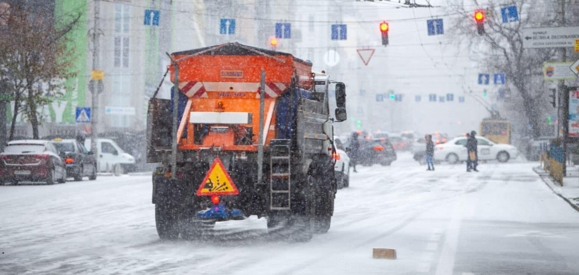 Коммунальщики готовы начать обработку дорог