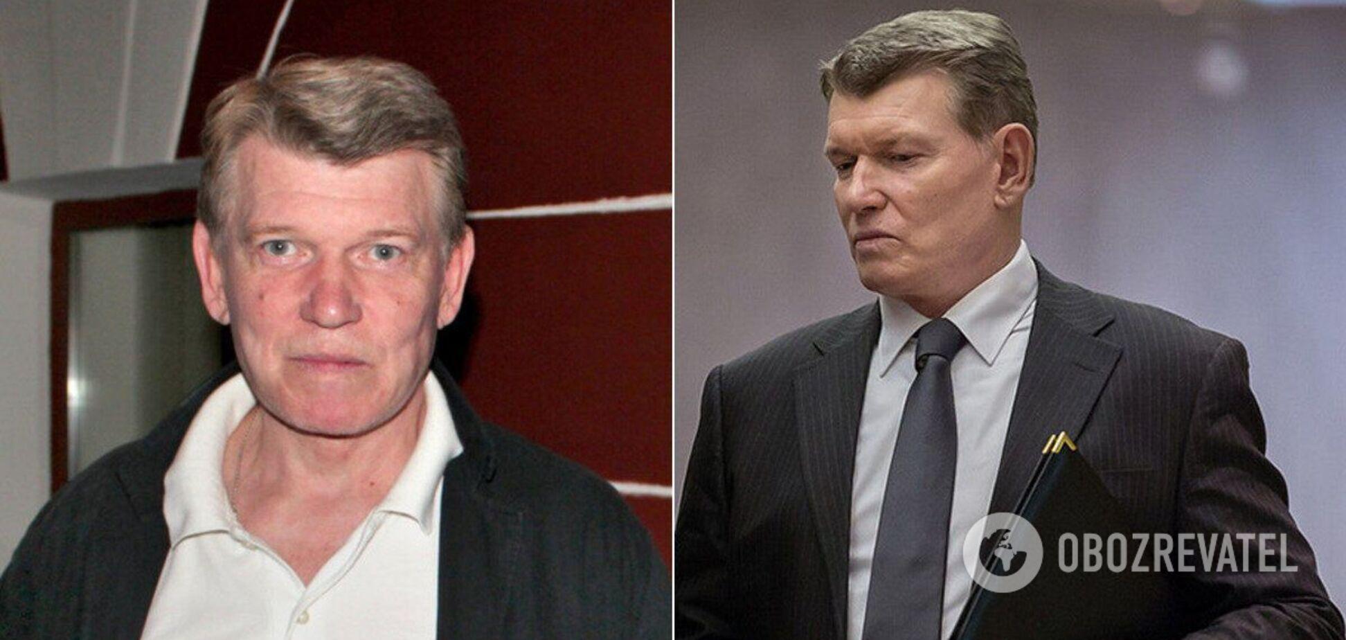 Умер актер из 'Антикиллера' и 'Ликвидации' Юрий Лахин