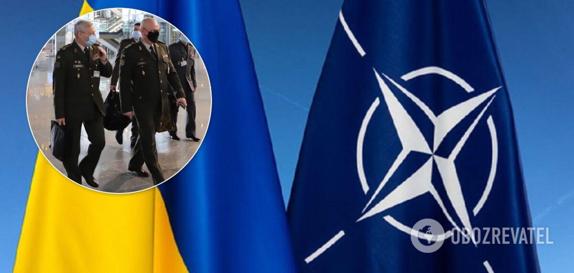 Делегація України відвідала штаб-квартиру НАТО