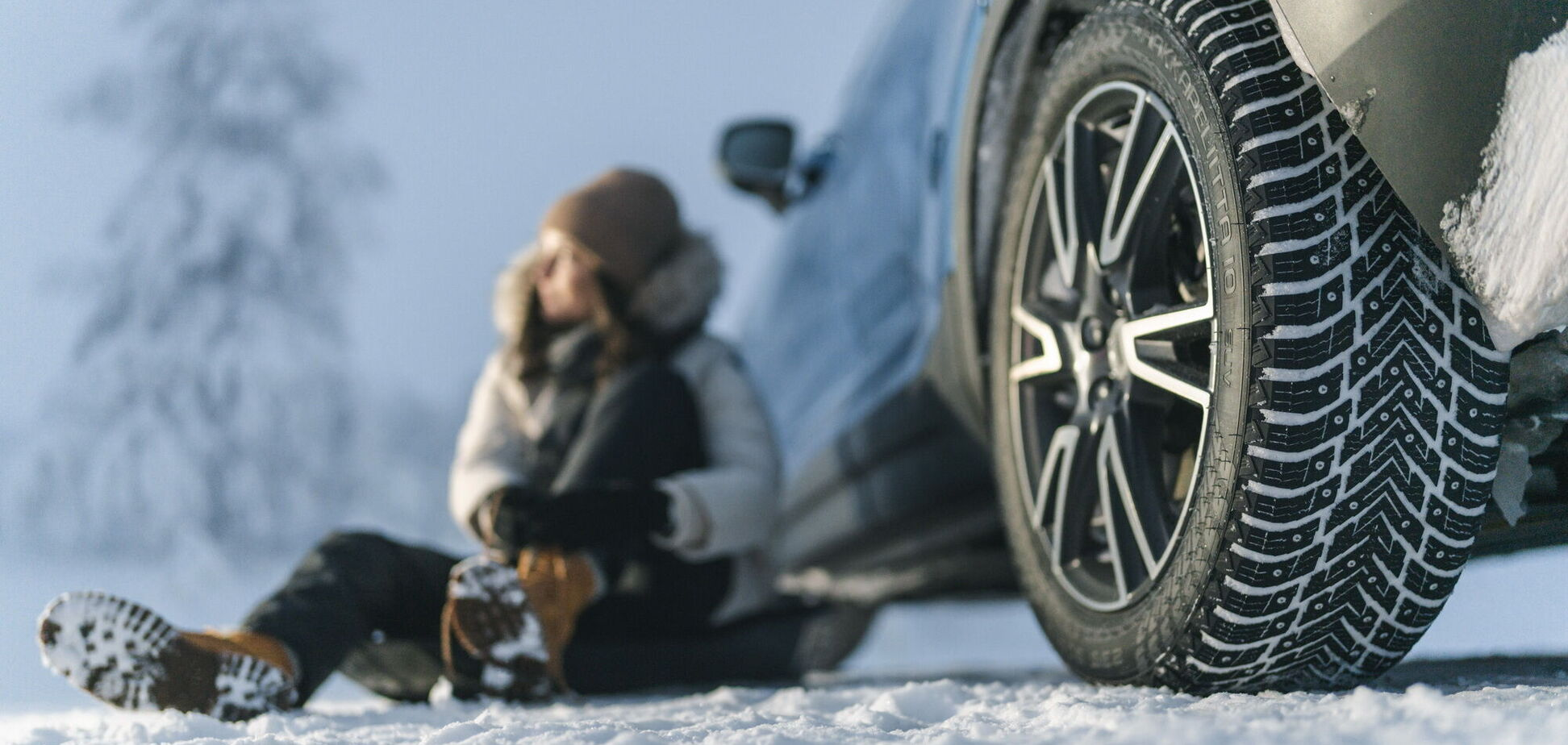 Компания Nokian Tyres представила новую линейку зимних шин