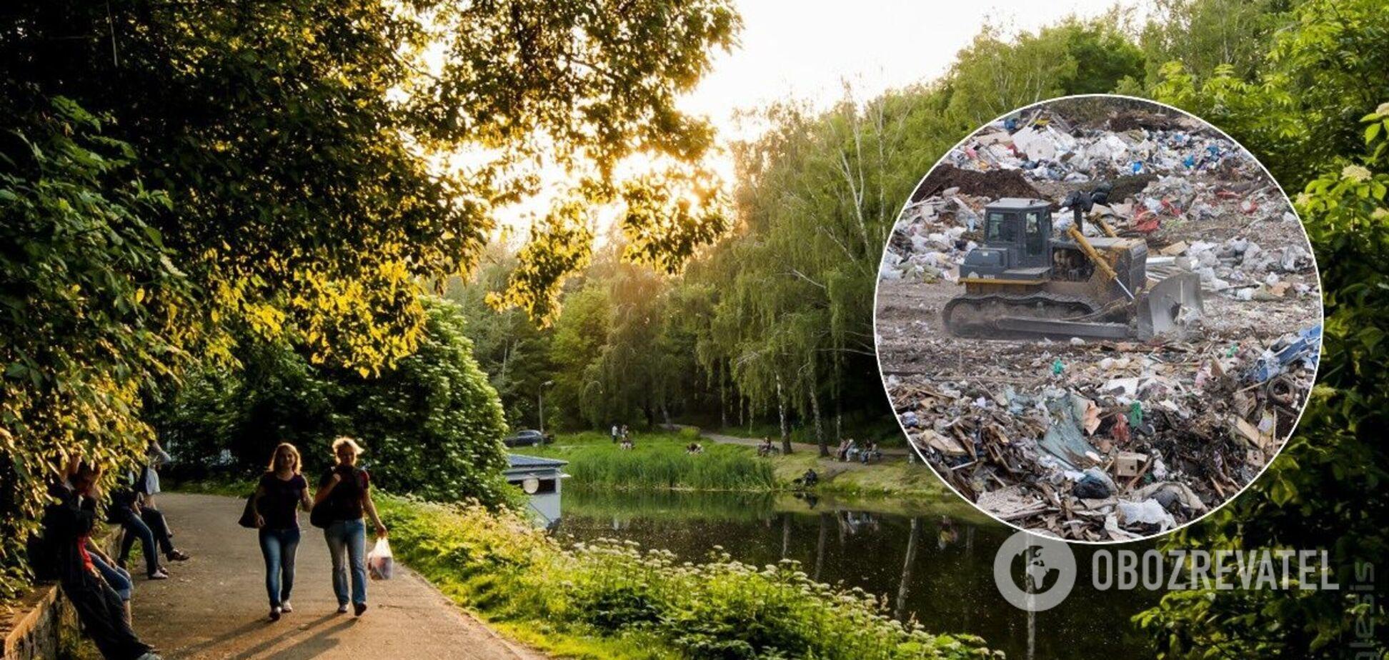 Предусмотрена очистка загрязненных территорий