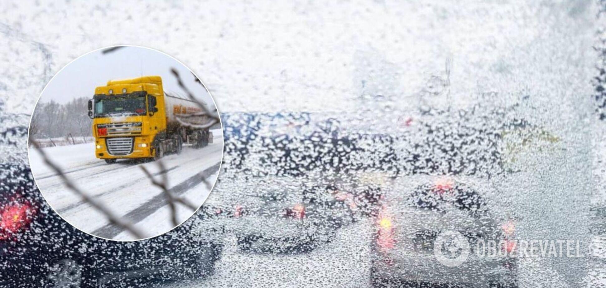 В Киеве 28 января ухудшатся погодные условия