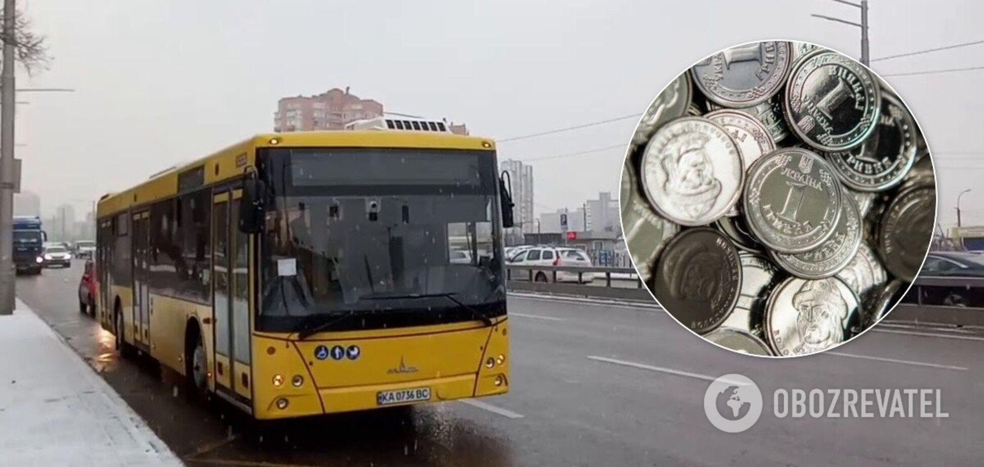 Решение о повышении цен на проезд принимает киевская власть