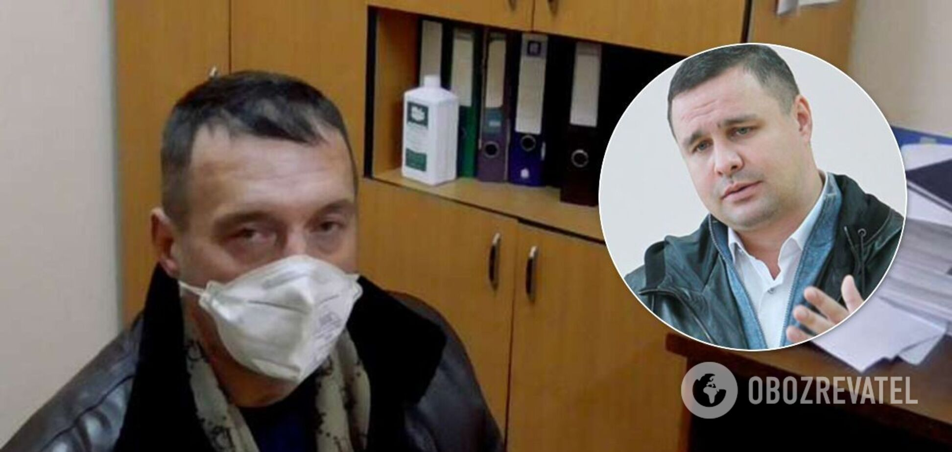 Юрист рассказал о планах Микитася похитить мэра Чернигова