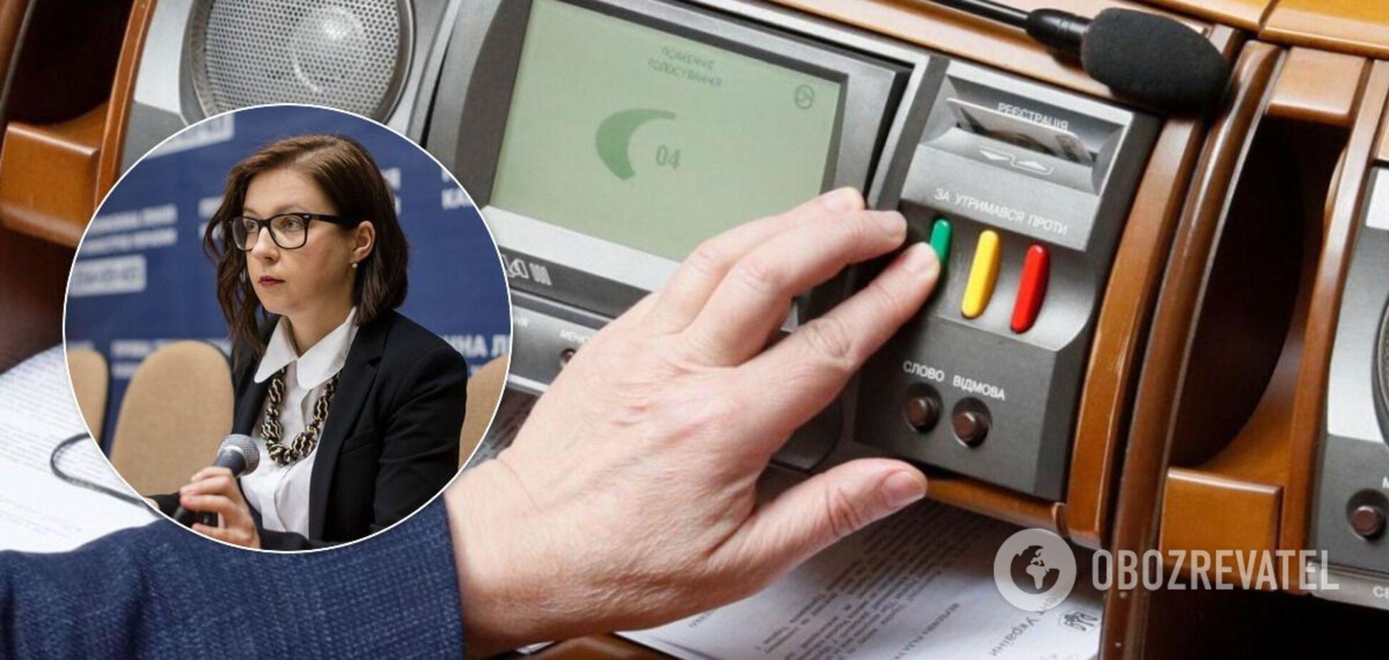 В Раде усилили борьбу с кнопкодавством благодаря давлению 'Голоса'