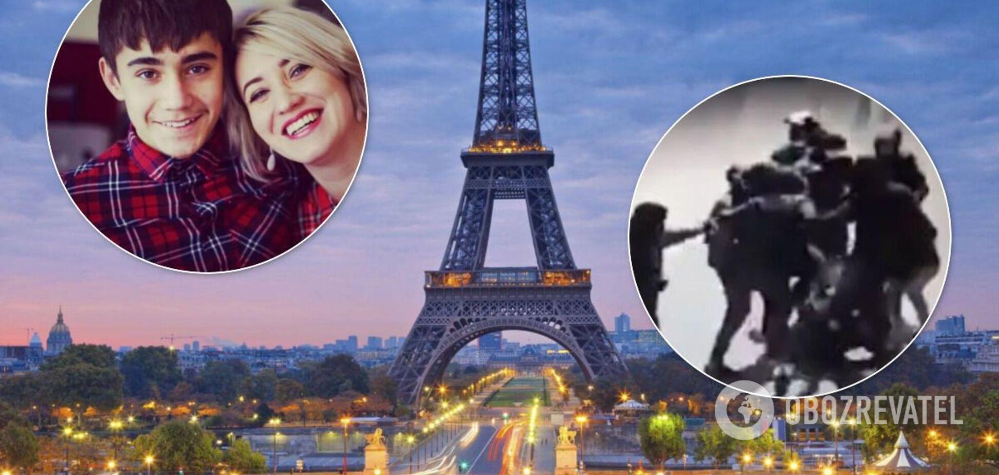 Побиття українця в Парижі: з Юрієм працюють пластичні хірурги, до справи долучилася влада