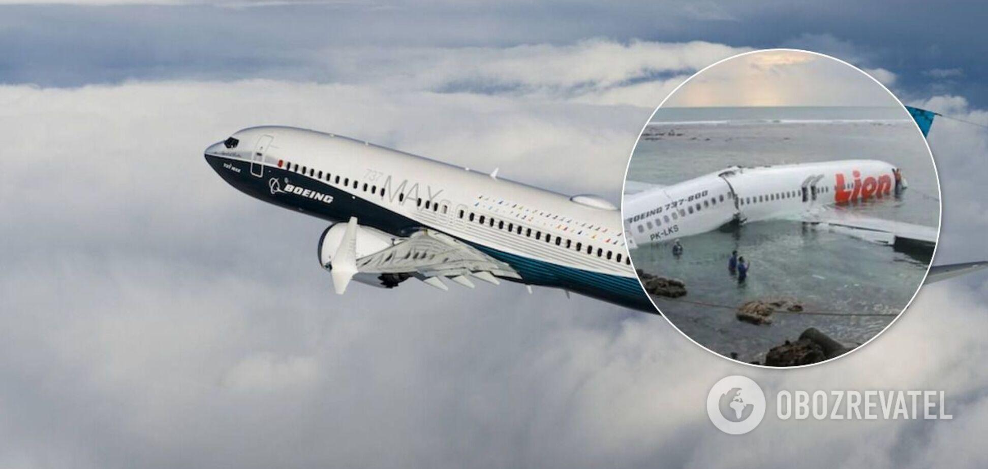 Эксплуатация Boeing 737 MАХ была прекращена после двух катастроф