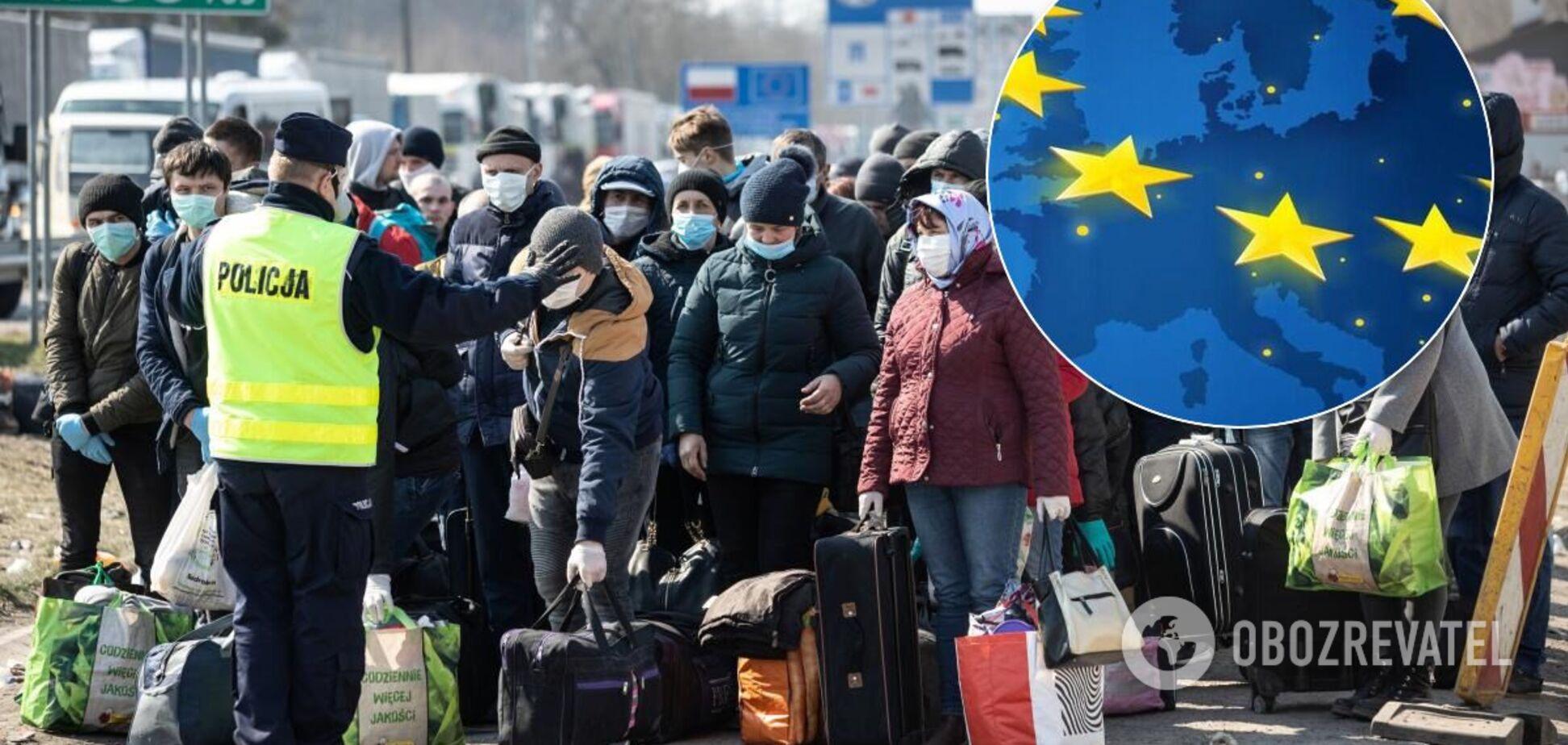Заробітчани в ЄС