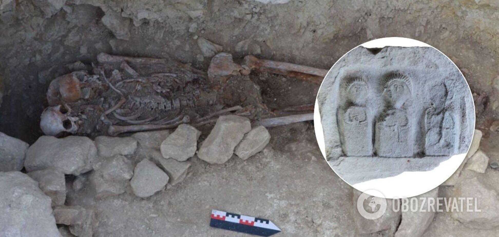 У Криму знайшли понад 60 надгробків римського періоду. Фото