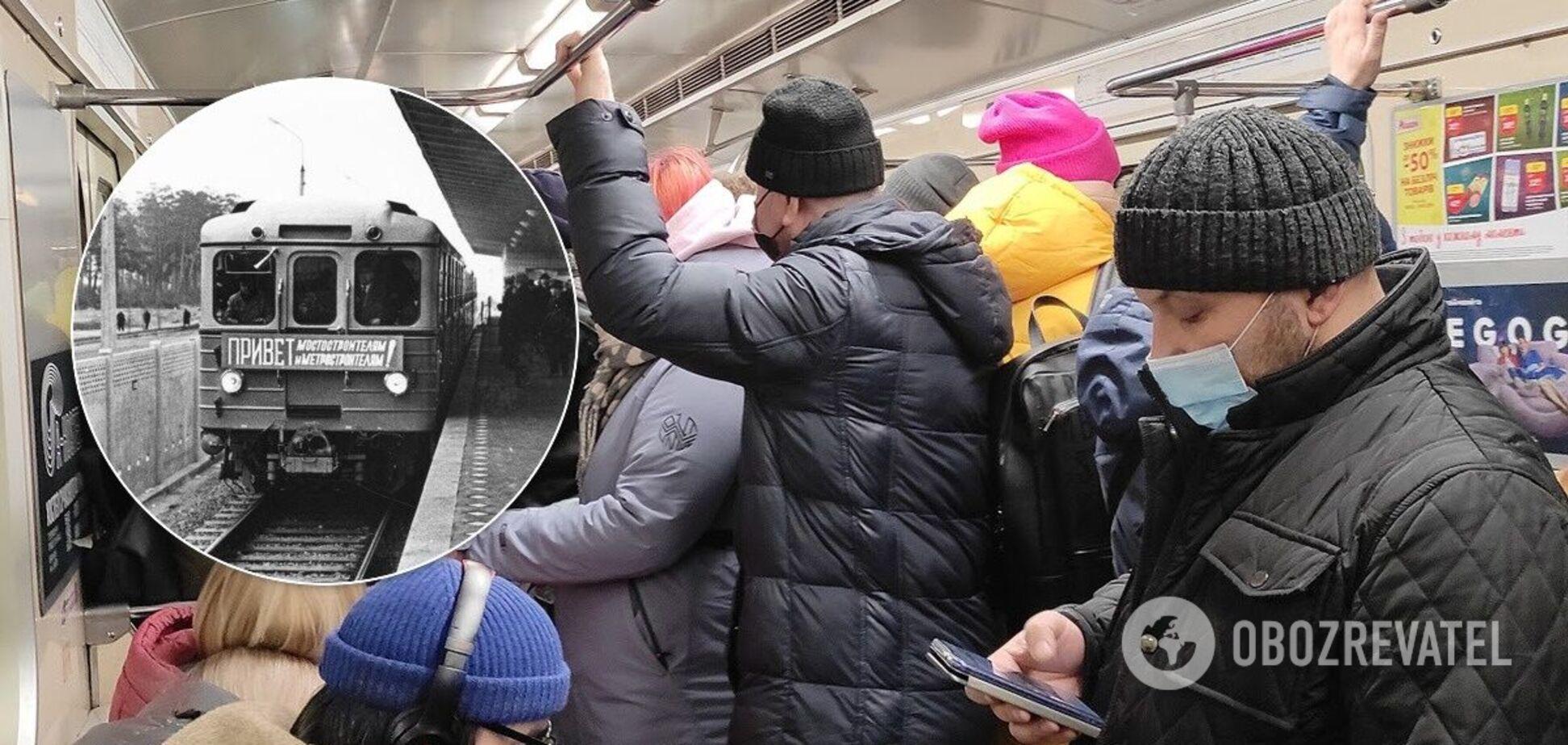 Столичный метрополитен постоянно развивался