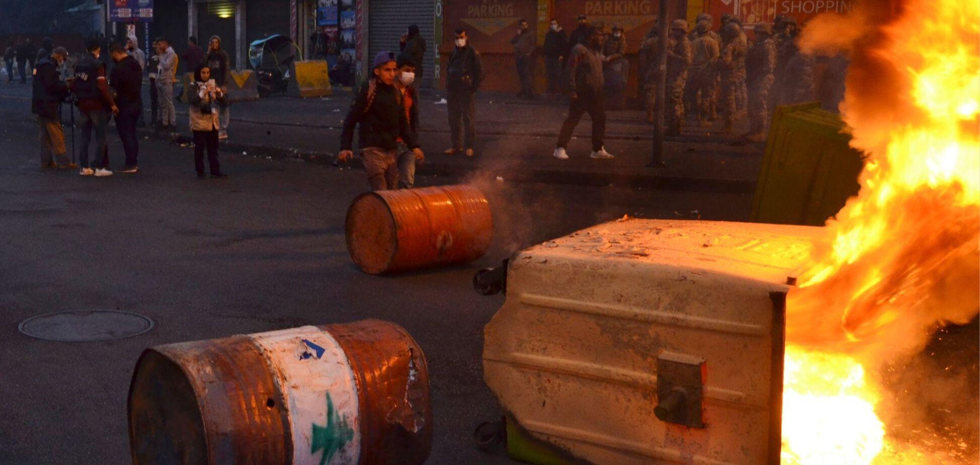 Протести в Лівані