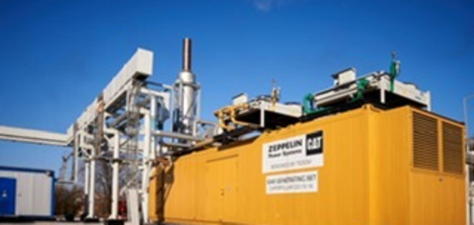 ДТЕК почав виробляти електроенергію з метану