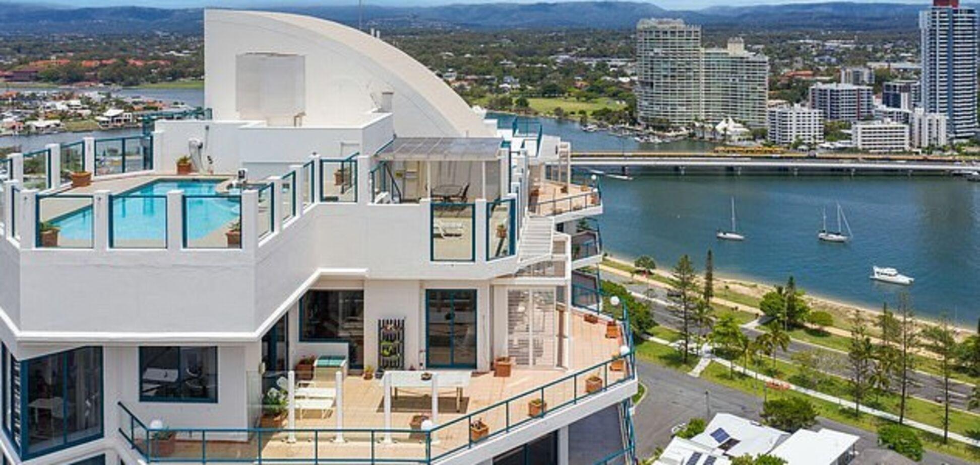 В сети показали, как выглядит дом миллиардера изнутри. Фото