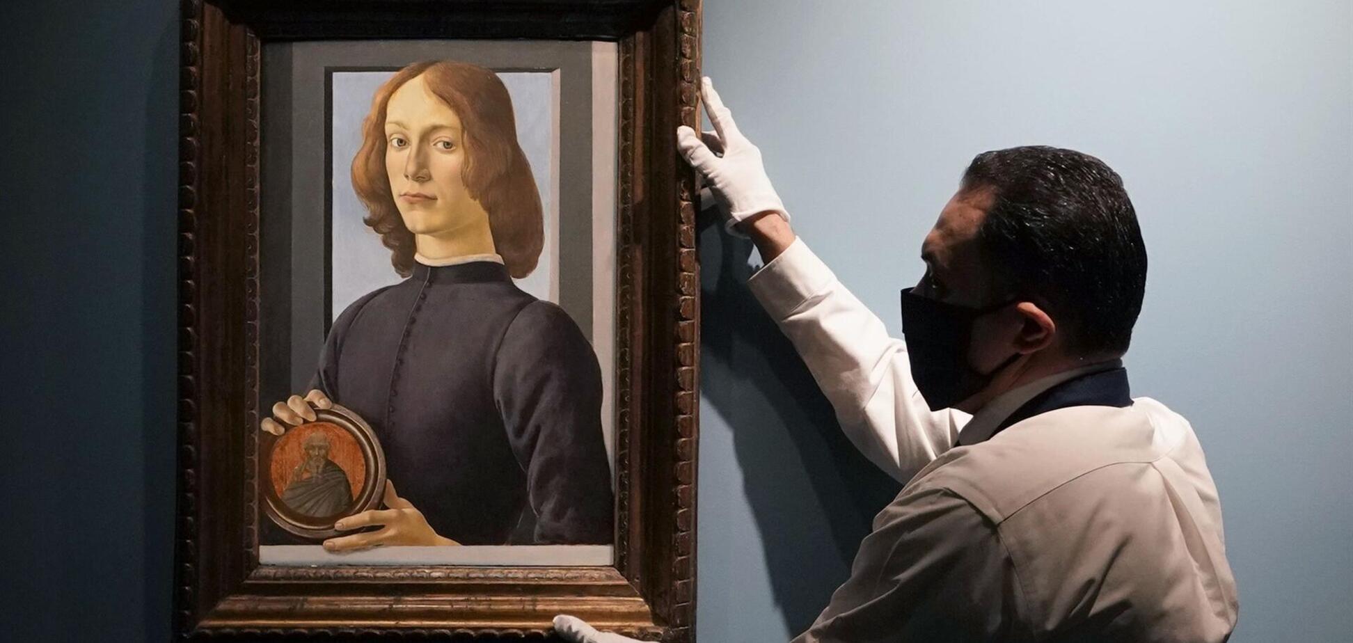 Відому картину Сандро Боттічеллі продали більш ніж за $92 млн