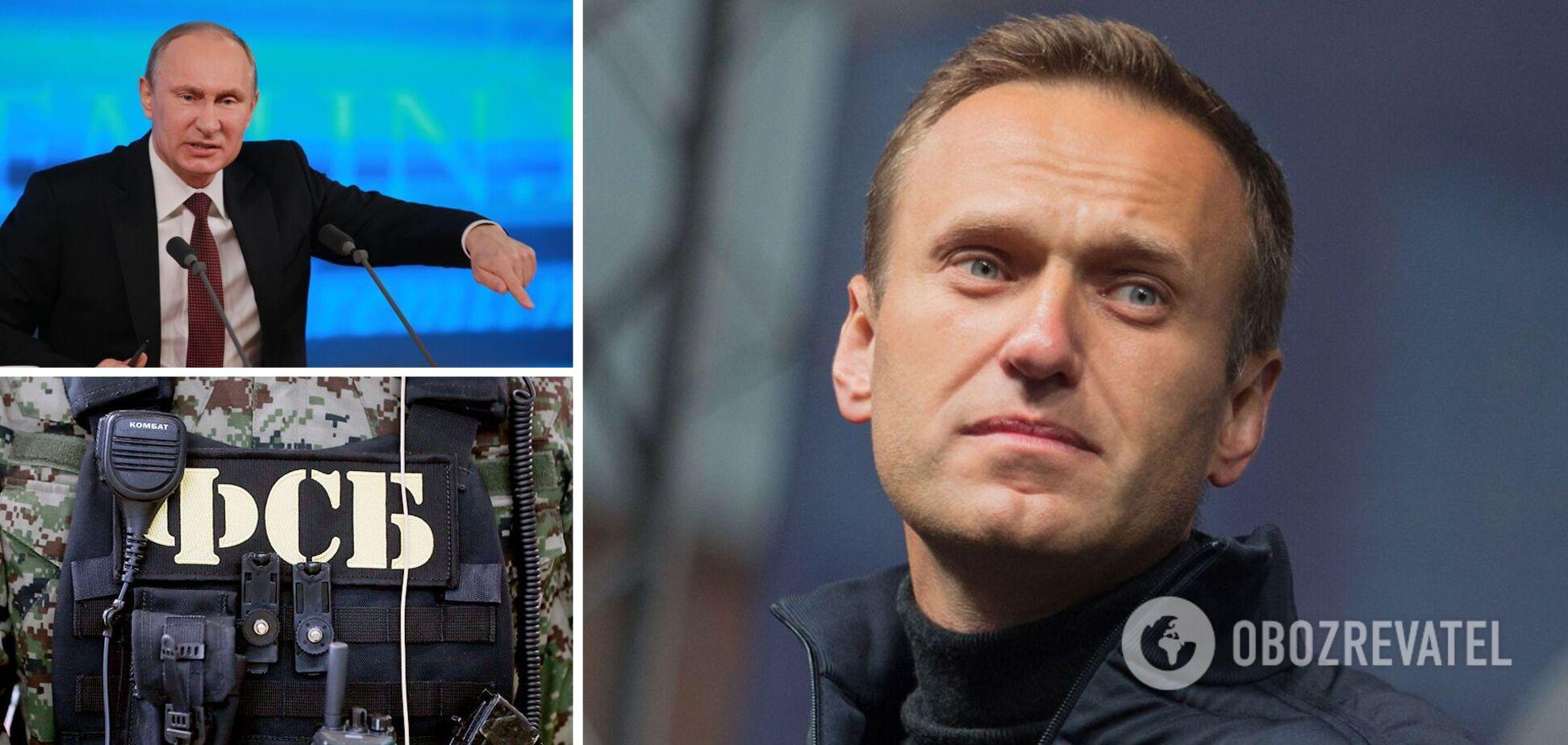 Обухов: за спиной Навального стоят генералы ФСБ и их миллиарды, он раскачивает лодку Путина