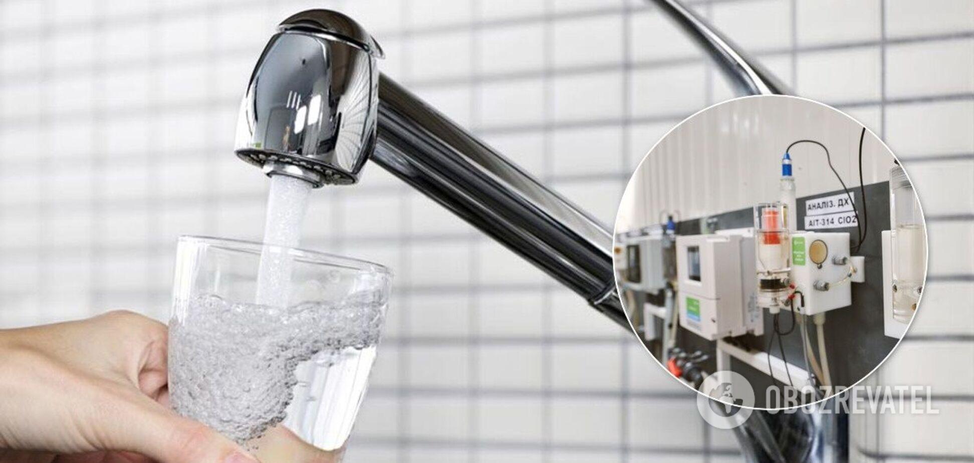 В столице постепенно переходят на новые методы очистки воды