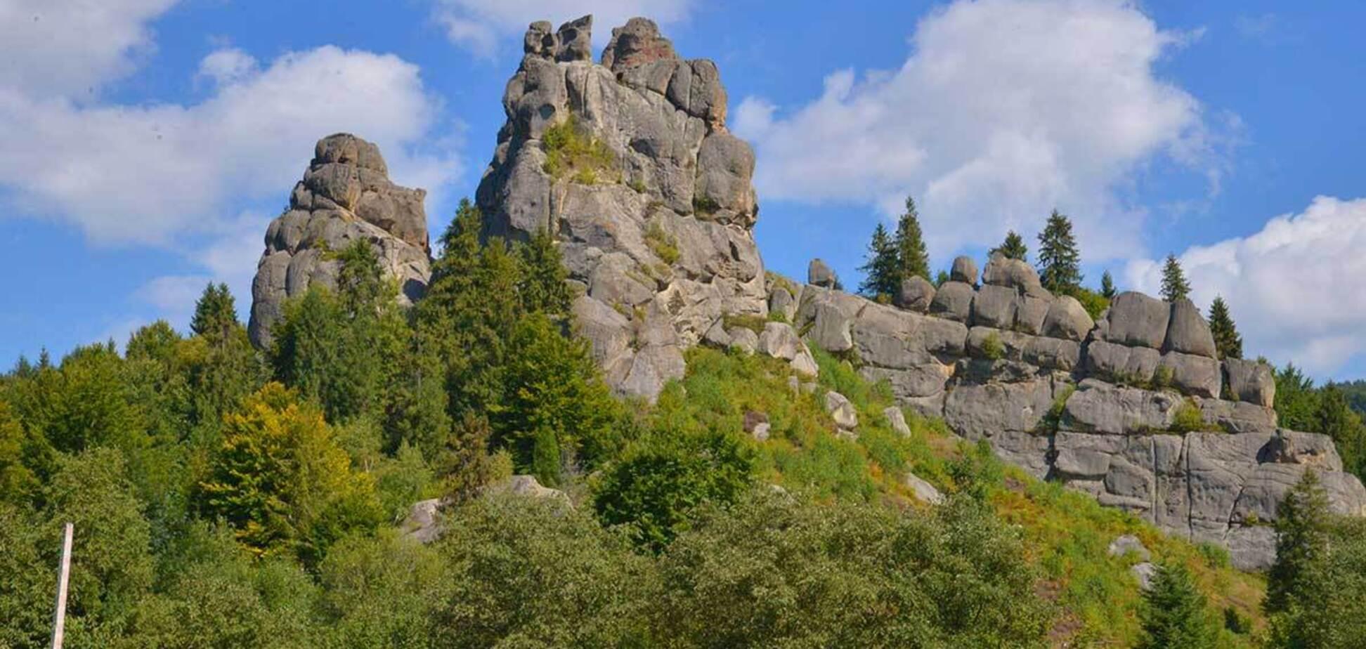 Топ пошуків Google: Тустань – митний пост на стародавніх скелях