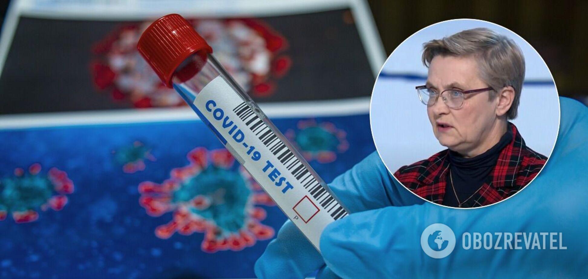 Антитела к коронавирусу