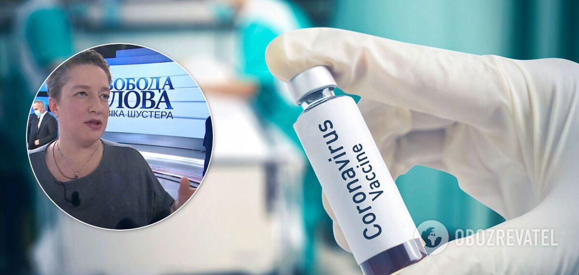 Чи можна заразитися COVID-19 від вакцини і чи варто робити її онкохворим: експертка ЮНІСЕФ розвінчала низку міфів