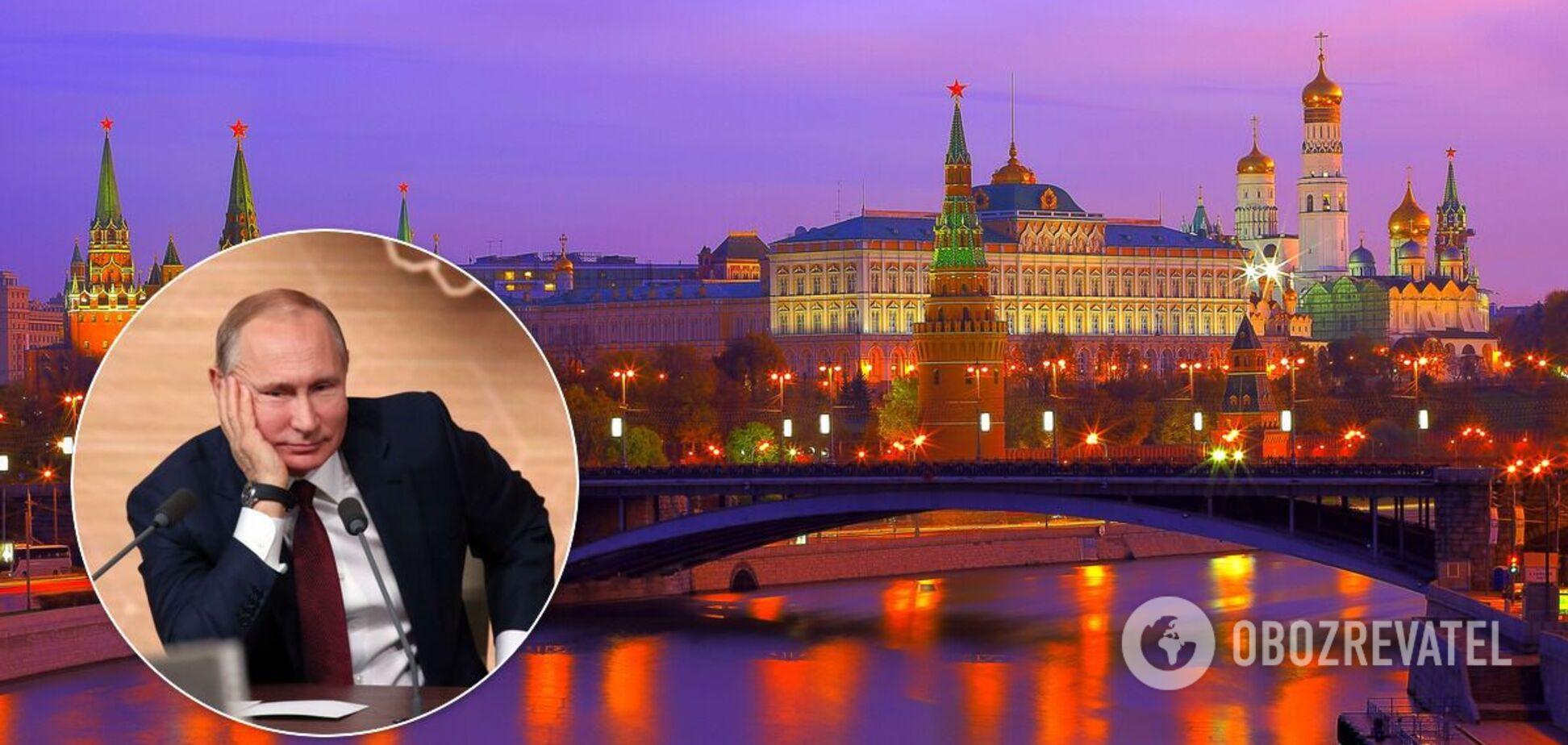 Путин готовит чистки в российских элитах. Грядет большой террор