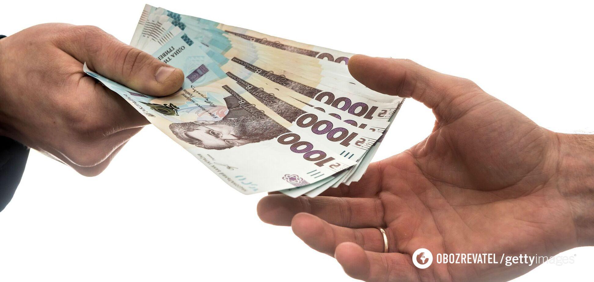 В Україні поширили фальшиві 1000 грн