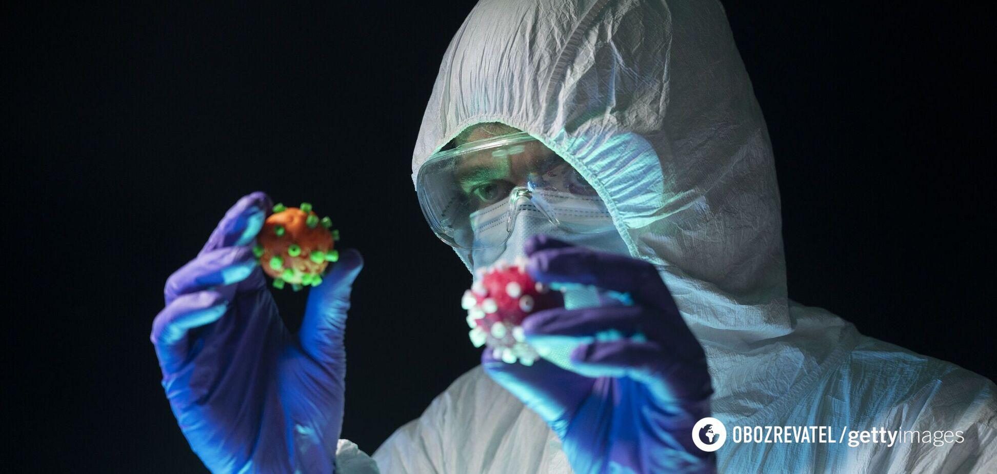 Мутація коронавірусу