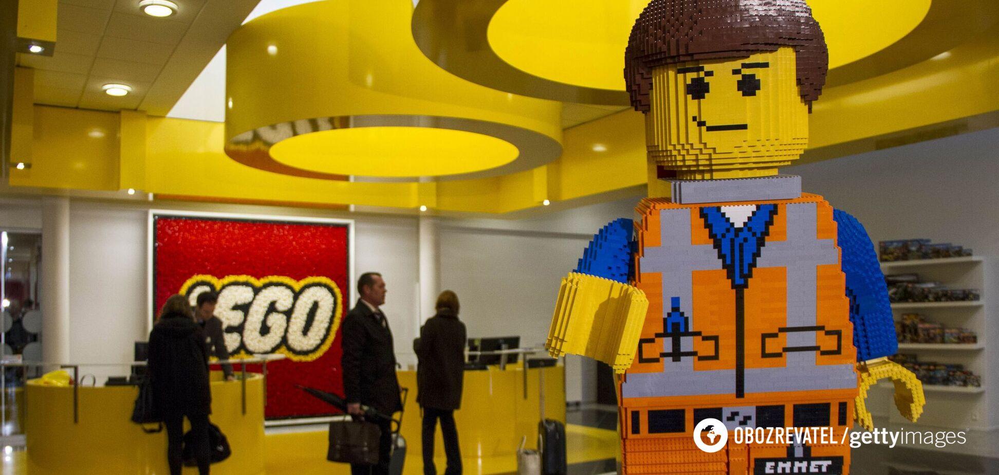 Як з'явився конструктор Lego: історія від майстерні до світового визнання